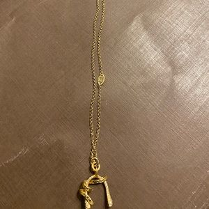 a wishbone juicy couture necklaces